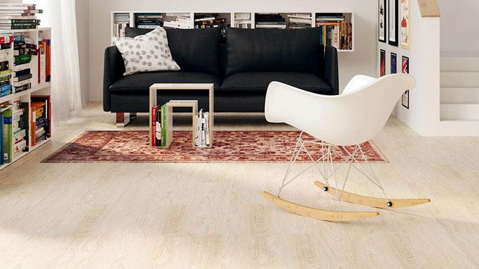 Chus Barroso, directora General de DLW Flooring GmbH
