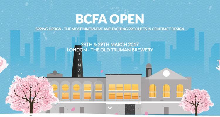 Feria BCFA Open Spring Design de Londres