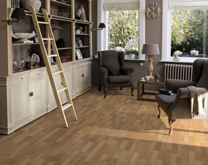 Limpieza y mantenimiento suelos laminados