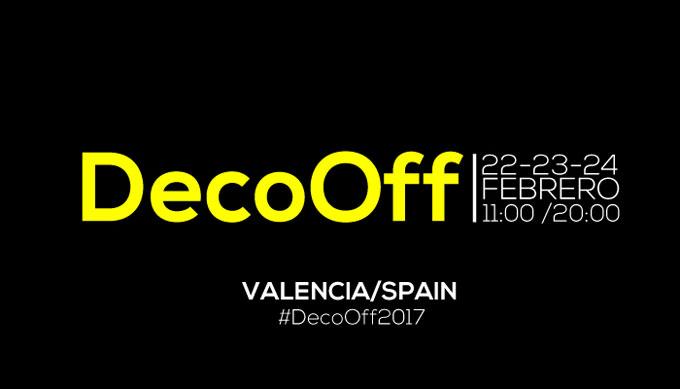 Salón DecoOff en Valencia