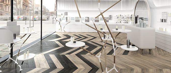 Pavimentos vinílicos de diseño Scala