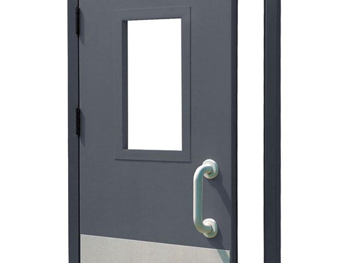 Revestimiento de puertas para su protección