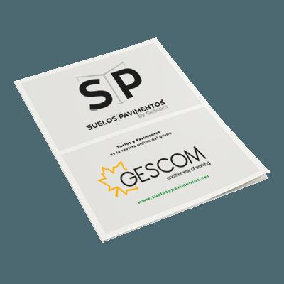 Suelos y pavimentos by gescom