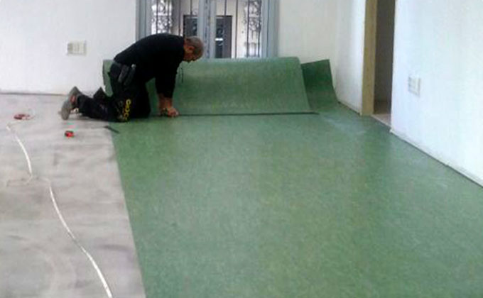 Superficies para pavimentos o revestimientos