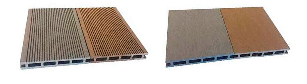 Tarima tecnológica de exterior ventilada