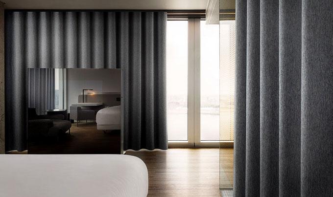 Novedad en telas para cortinas