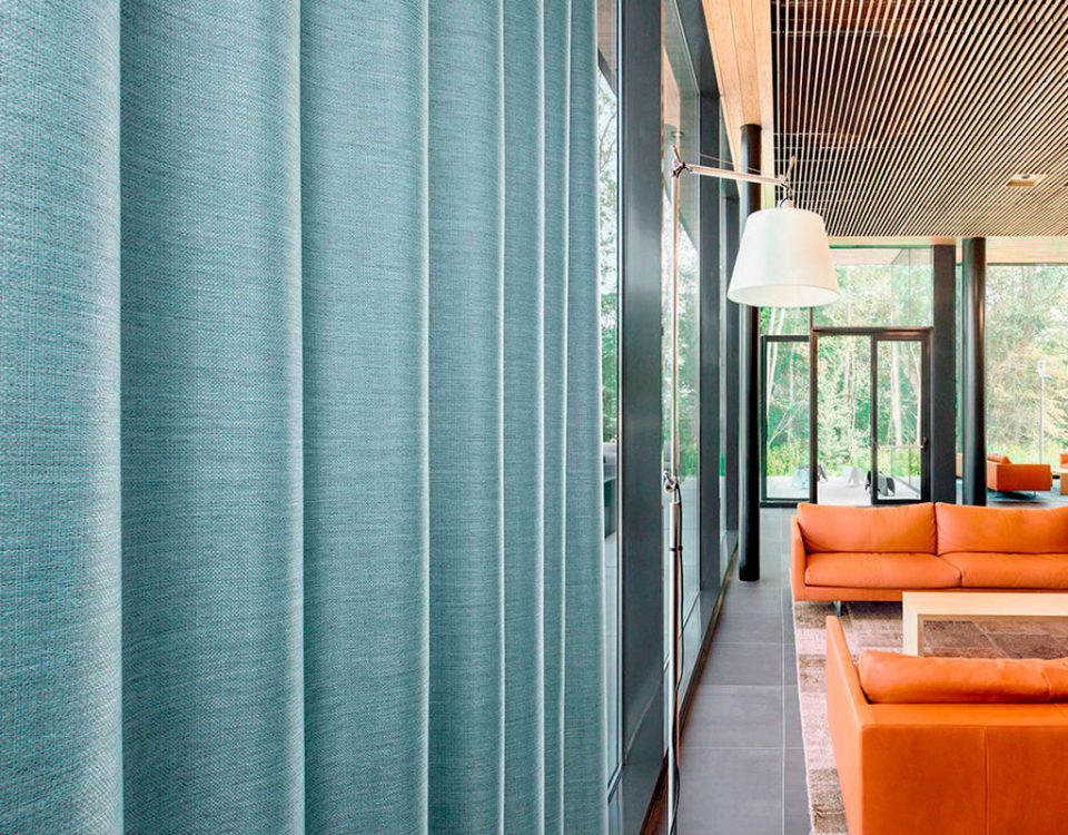 Telas para cortinas inspirado por la naturaleza | Vescom