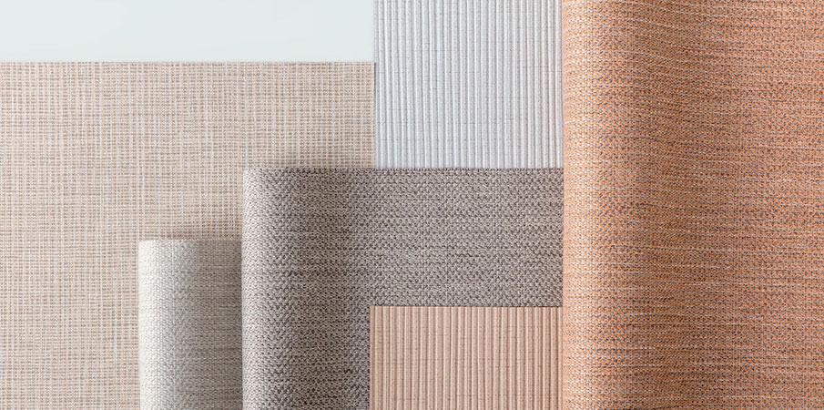 Telas para cortinas inspirado por la naturaleza