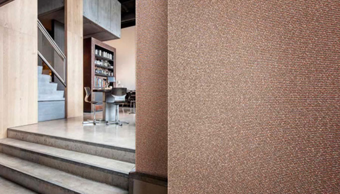 Xorel textile wallcovering